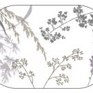 Corelle Shadow Grasses Placemats 6 NEW Deco
