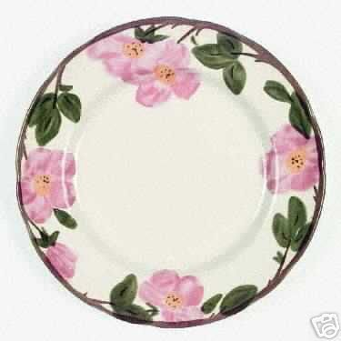 "Franciscan Desert Rose Dinner Plate 11"" NEW England"