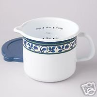 Pfaltzgraff Orleans 4 in 1 Stockpot Measure Cook Freeze