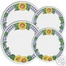 Corelle Sunsations Stovetop Burner Cover Set NEW