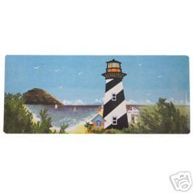 Lighthouse Stove & Counter Mat NEW Hot/Cold