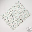 Pfaltzgraff Winterberry Placemats 4 Frosted Vinyl NEW