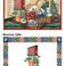 Placemats Country Sampler Crafty Reversible 6 NEW