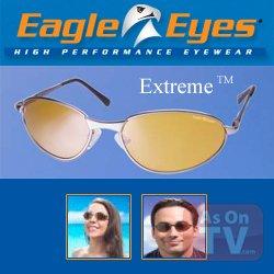 Eagle Eyes Extreme sunglasses -- NEW