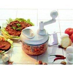 Quick Chopper Hand Crank Food Processor