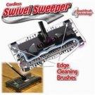 Swivel Sweeper Cordless Floor & Carpet Sweeper