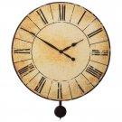 "Edward Meyer™ 23-5/8"" Quartz Jumbo Wall Clock"