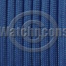 25ft Parachute Cord Para Cord 550 lb 7 Strand Military Paracord - Royal Blue