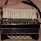 Beautiful Large and Heavy Vintage Accordion PICKUP ONLY