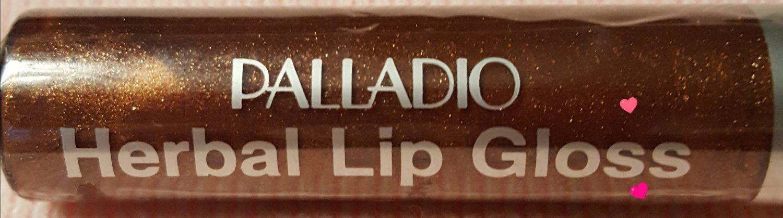 Palladio Herbal Lip Gloss PGL56 Jubilee
