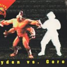 94 Mortal Kombat Rayden vs Goro Limited Edition LE5