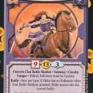 L5R HoR Otaku Shiko Unique Unicorn Personality