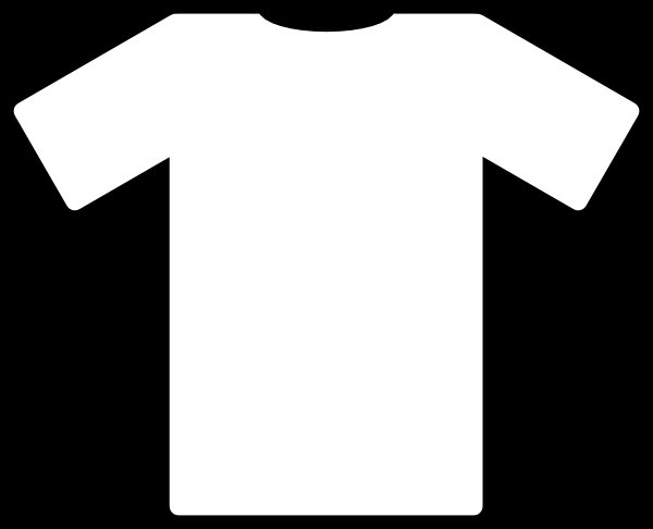 Solid White T-shirt