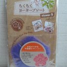 Clover S Size FLOWER Yoyo Maker  Yoyo Plate template - NEW