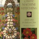 Creative Machine Stitching Embroidery Book OOP