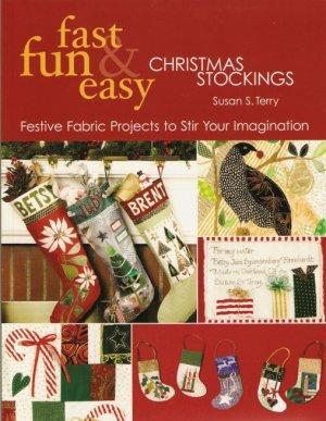 Fast Fun & Easy Christmas Stockings Book