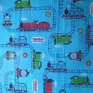 Thomas the Train Backer for Kids Quilt Fabric