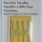 Ball Point Machine Needles sz 16