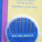 Quilters Needle Compact 30 Assorted Betweens