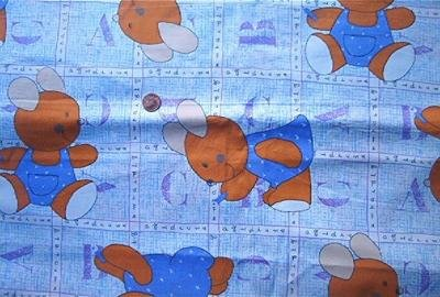 1.5 Yards Baby Mouse Quilt Fabric