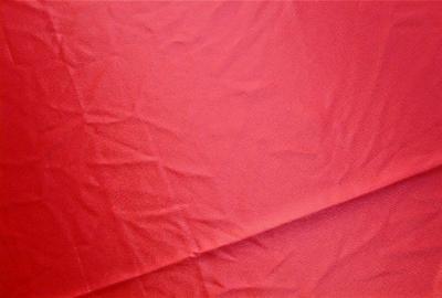Red Costume Satin