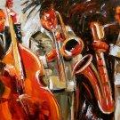 P0P- (93) oil painting