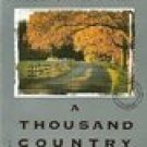 A Thousand Country Roads -Robert James Waller