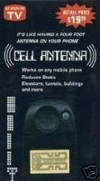 Cell Phone Antenna Booster