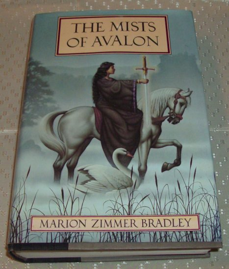 The Mists of Avalon -Marion Zimmer Bradley