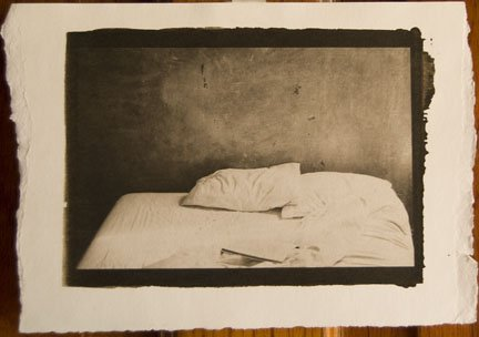palladium print, 5�7, Sunday Morning