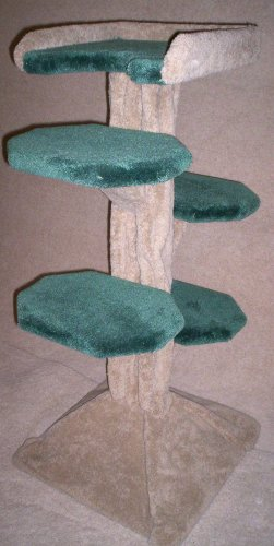 CAT TREE, CLIMBING TOWER AND PERCH FURNITURE