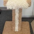 30 inch TOWER SCRATCHING POST PERCH SUPER PLUSH