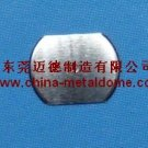5mm oblong metal dome