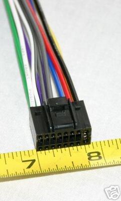 KENWOOD WIRE WIRING HARNESS RADIO STEREO KDC MP438U 16 on kenwood remote control, kenwood wiring-diagram, kenwood ddx6019, kenwood instruction manual, kenwood power supply,