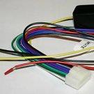 DUAL WIRE HARNESS POWER PLUG INDASH FLIP DVD  TV je1601