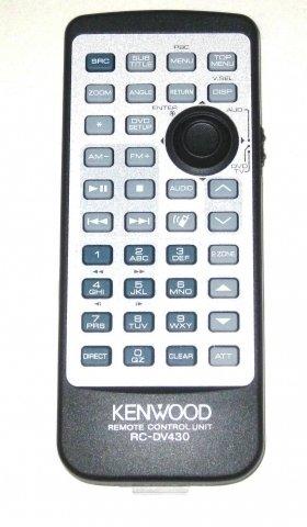 KENWOOD REMOTE CONTROL DDX-6017 7015 6019  A70-2077-15