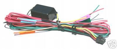 on kenwood dnx5120 wire harness