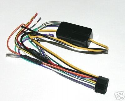 PIONEER WIRE HARNESS DEHP7800MP DEH-P7800MP pi16-5