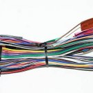 KENWOOD KVT911DVD KVT910DVD POWER WIRE HARNESS 4909-15