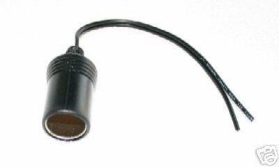 Trackstick PRO 12 VOLT CIGARETTE outlet ADAPTER new