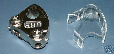 BATTERY TERMINAL DIGITAL NICKEL 2 4 8 GAUGE DBT24RP