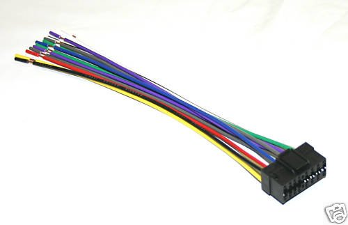 BLAUPUNKT INDIANAPOLIS CD34 WIRE HARNESS NEW SEALED BL2