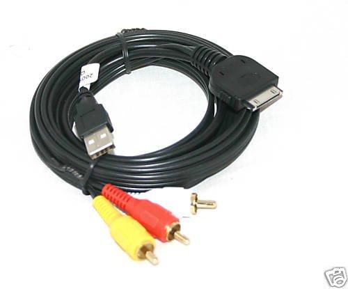 PIONEER CD-iU230V USB RCA IPOD INTERFACE ADAPTER  A26