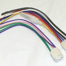 ECLIPSE DVD WIRE HARNESS AVN5500 AVN6600 AVN6620 EC01