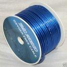 8 GAUGE BLUE POWER WIRE 8 GAUGE 200 FT NEW  PC08-200BL