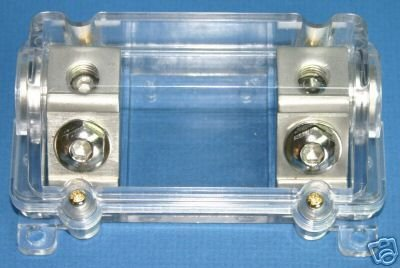 FUSE HOLDER ANL WITH 300 AMP FUSE 0 2 4 GAUGE PS106+300