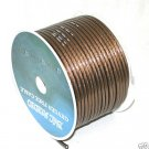 8 GAUGE BLACK POWER WIRE  200 FT ROLL NEW  PC08-200BLK