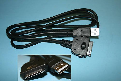 KENWOOD KCA-iP101 USB CABLE iPod dock adapter A45