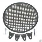 """12 """" Speaker Steel Waffle Screen Grill Kit New Grille"""