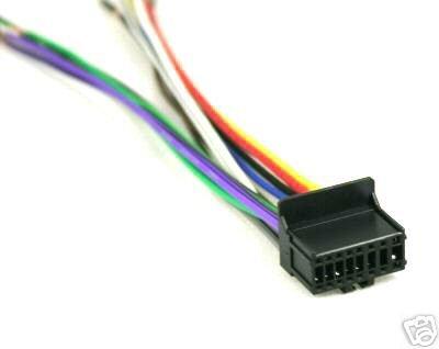 PIONEER WIRE HARNESS DEH-4900IB 5900IB 7900IB 16-04+